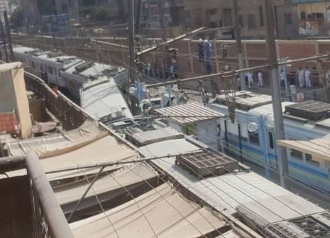 """""""الصحة"""": حادث """"مترو المرج"""" لم يسفر عن أي إصابات"""