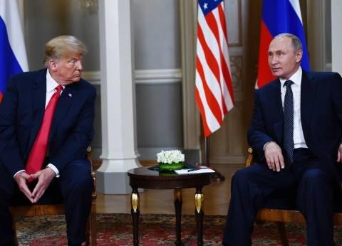الرئيس الأمريكي يفتتح قمته مع بوتين بالإشادة بتنظيم كأس العالم