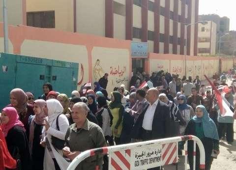 """""""رابطة المعونة"""": انتخابات مصر تتفق مع المعايير الدولية للنزاهة"""