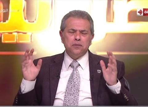 توفيق عكاشة: نهضة مصر الأولى كانت لـquotمحمد عليquot.. والثانية بيد السيسي