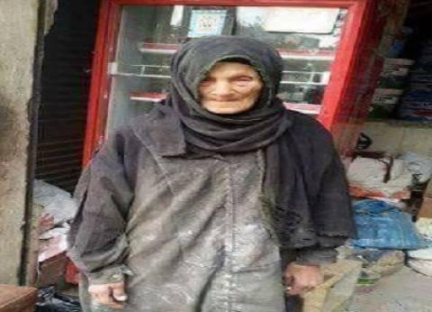 الحاجة سعاد.. «مليونيرة» تعمل في محل «أسمنت»: مبحبش القاعدة في البيت