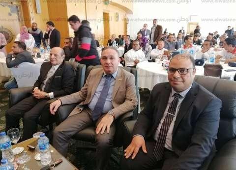 بالصور| وزير القوى العاملة يكرم شركة مصر للصيانة
