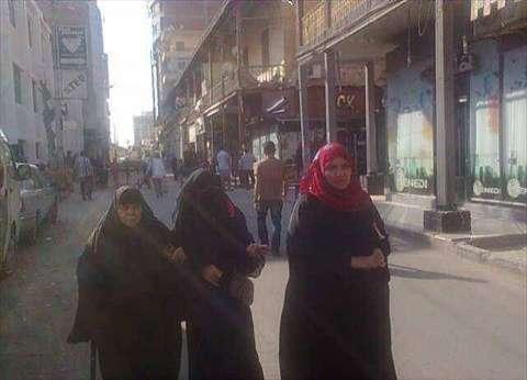 """3 نساء يشاركن في انتخابات الإسماعيلية: """"حب البلد خلانا ننزل.. وعارفين هنختار مين"""""""