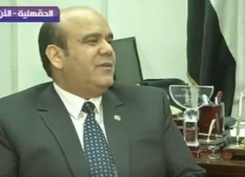 ربيع قاسم: الإقبال على الانتخابات كان كثيفا رغم مباراة مصر واليونان