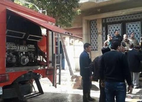 """إصابة 4 أشخاص في انفجار أسطوانة بوتاجاز داخل مصنع """"مصاصات"""" بالدقهلية"""