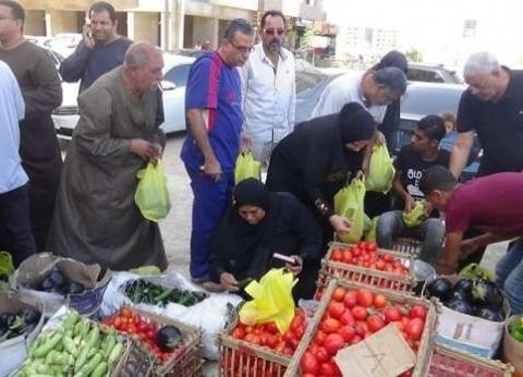 """متحدث التموين لـ""""8 الصبح"""" :تم أطلاق مبادرة لتخفيض اسعار الخضروات"""