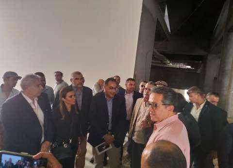 وزير الآثار لـ مدبولي: نحتاج 250 مليون جنيه لإتمام متحف إخناتون