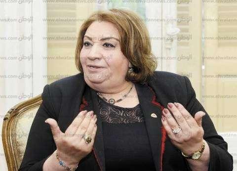 تهاني الجبالي: الشعب المصرى يثبت أنه هو القائد والمعلم