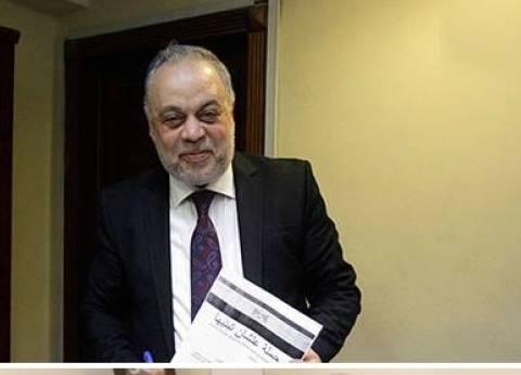 """نقيب الممثلين: الشعب المصري يشعر أنه بحاجه إلى الرئيس """"السيسي"""""""