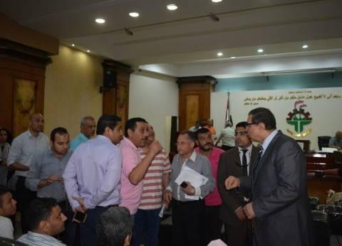 """""""سعفان"""": ثورتا يناير و30 يونيو وراء تأخر الانتخابات النقابية 12 عاما"""