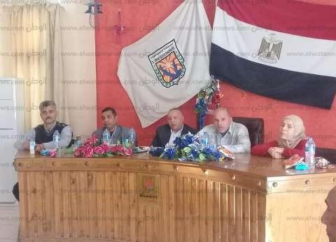 """مجلس نقابة المعلمين بجنوب سيناء يواصل اجتماعاته لحل مشاكل """"دهب ونويبع"""""""