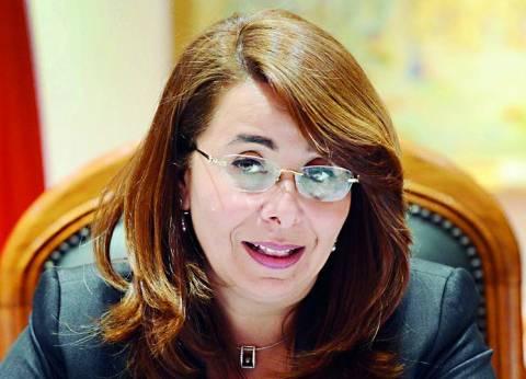 وزيرة التضامن: معاش استثنائي لشهداء تفجيري وطنطا والإسكندرية