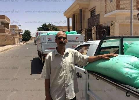 مزارعو جنوب سيناء ينتقدون عدم وجود شونة حكومية لتخزين القمح بالمحافظة