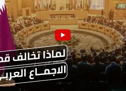 بالفيديو| عدا قطر.. إجماع عربي على ضرورة تحرير ليبيا من الميليشيات