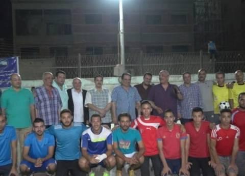 """""""مستقبل وطن"""" يرشح عددا من اللاعبين لرعايتهم رياضيا بنادي المنيا"""