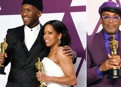 """بعد """"Oscar So White""""..  سبعة من أصل إفريقي يحصدون جوائز الأوسكار"""