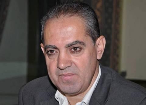 الأمير أباظة ينضم إلى اعتصام اتحاد الكتاب لإسقاط شرعية علاء عبدالهادي