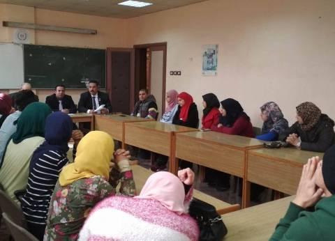 شباب جامعة بنها: سنشارك بقوة في انتخابات الرئاسة