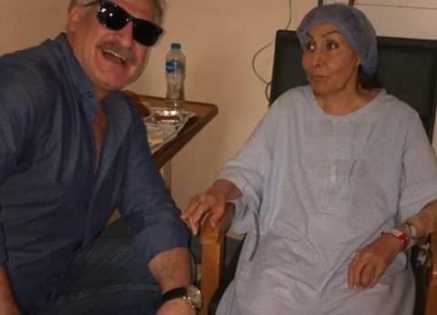 """ابنة سهير البابلي لــ""""الوطن"""": والدتي غادرت المستشفى.. وصحتها جيدة"""