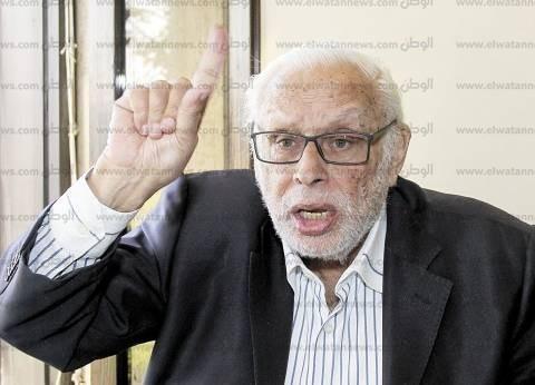 جورج إسحاق: «ثورة يناير» إعصار نظف مصر من «الزبالة».. وكارهوها خائفون