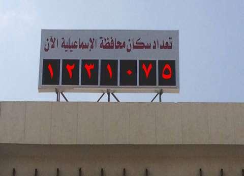 اليوم.. افتتاح الساعة السكانية أعلى مبنى محافظة الإسماعيلية