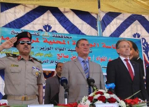 """سفير أستراليا: مصر """"عزيزة علينا"""" وشراكتنا الاقتصادية ممتدة لسنوات"""