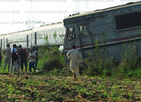 6 وزراء يعدون بوقف نزيف «السكة الحديد».. وحوادث القطارات «تصدمهم»