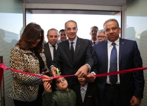 غدا.. وزير الاتصالات يفتتح مكتبي بريد في مدينة الطور