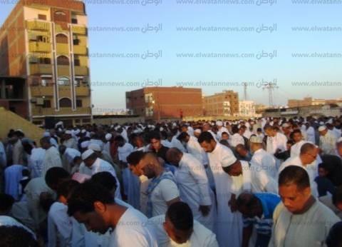 1978 مسجدا و95 ساحة تشهد صلاة العيد بأسوان