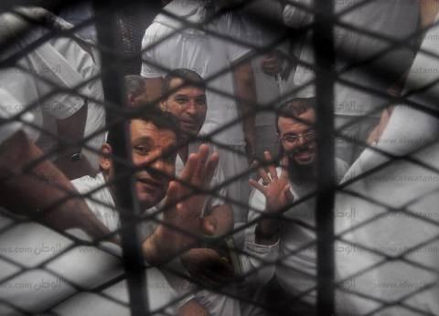 السجن 3 سنوات لفتاتين بتهمة التحريض على التظاهر في المترو