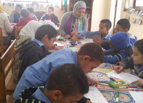 """""""رسم حر"""" عن القدس في قصر ثقافة الطفل بجاردن سيتي"""