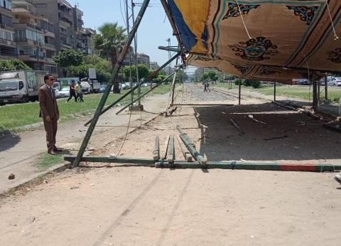 محافظ القاهرة يوجه بتكثيف الحملات خلال فترة العيد لمنع مخالفات البناء