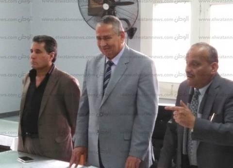 تعيين طلعت حجاج مديرًا لمديرية الزراعة بالبحيرة