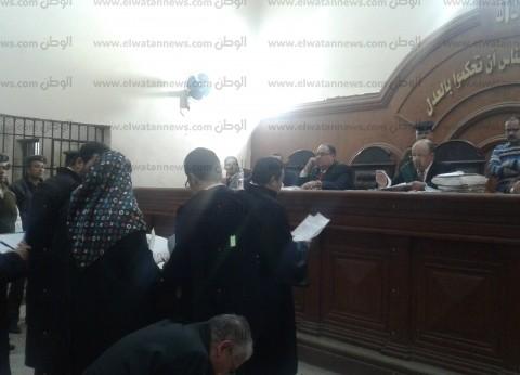 """تأجيل محاكمة """"أتباع محي عبيد"""" بتهمة التعدي على الصحفيين لـ23 فبراير"""