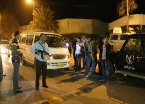 """""""المنيا"""": لا مصابين في حادث الكمين.. ومصادر ترجح أنها عملية تهريب"""