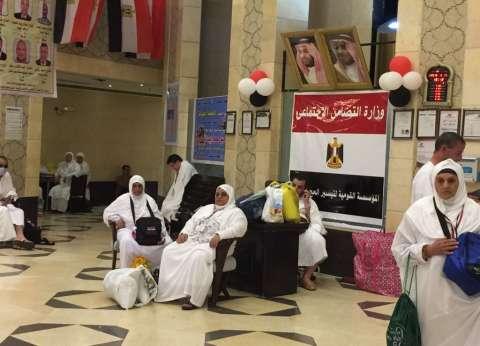 """""""مصر للطيران"""" تسير 39 رحلة جوية اليوم وغدا لعودة 7800 حاج"""