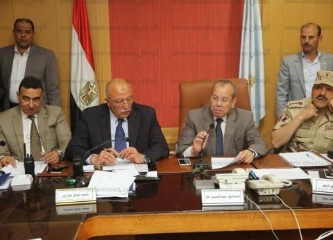محافظ كفر الشيخ: الإقبال على التصويت في الاستفتاء مشرف