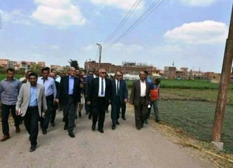 محافظ الشرقية: تكريم 7 مزارعين من منتجي القطن المتميزين