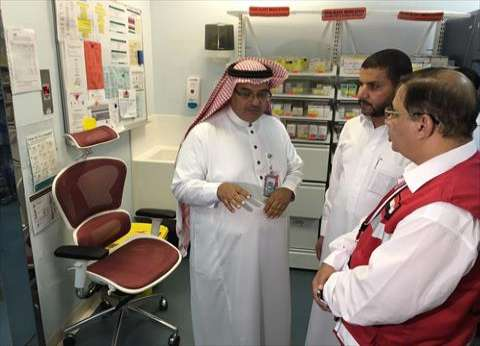 البعثة الطبية تتفقد جاهزية مستشفيات المملكة لاستقبال المرضى من الحجاج