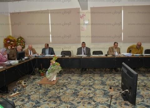 رئيس جامعة أسيوط: الأولوية لمرضى الطوارئ والحالات الحرجة