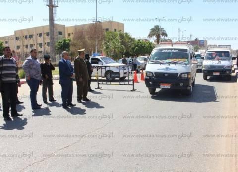 سحب 230 رخصة قيادة في حملة مرورية بالقاهرة