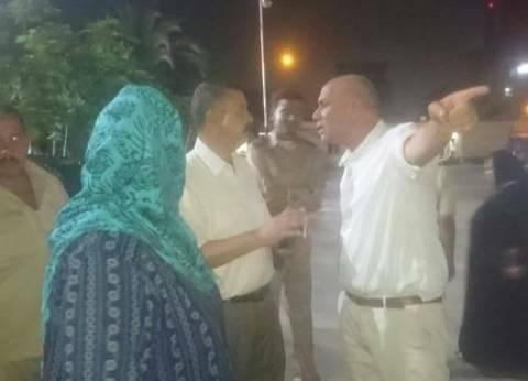 رئيس مدينة المحلة يتفقد المستشفى العام ويوجه برفع مستوى الخدمات الصحية