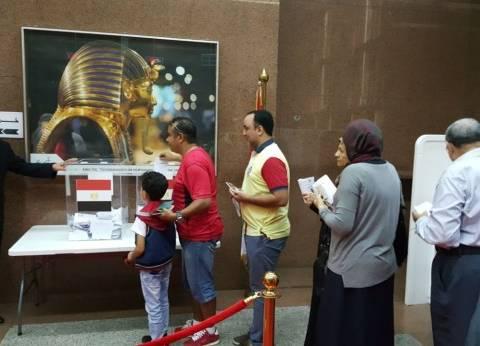 عاجل| فتح لجان التصويت في الإمارات لليوم الثاني