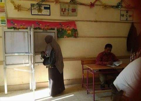 ضم 20 لجنة انتخابية في أسيوط لتأخر وصول القضاة