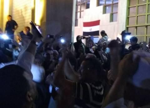 برلمانية: المصريون بالخارج ردوا الجميل للسيسي