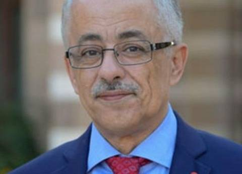 """وزير التعليم عن وفاة تلميذ بالدقهلية: """"حادثة متوقعة وبتحصل كل سنة"""""""