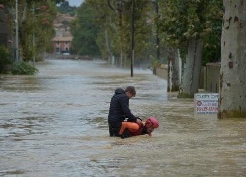 وفاة 5 أشخاص بسبب فيضانات في الجزائر