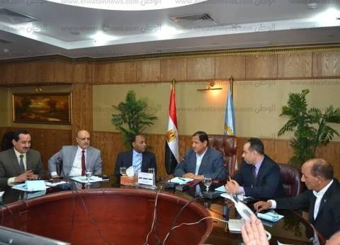 محافظ الغربية يطالب الأجهزة التنفيذية بخطة للتوسع العمراني