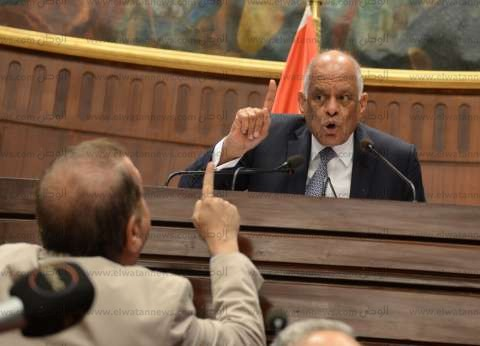 """""""عبدالعال"""": مجلس النواب ينحاز للعمال.. والنقابات فقيرة"""