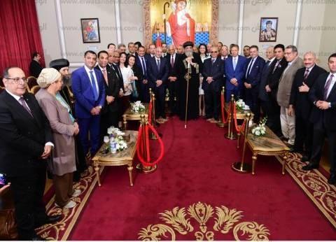 """عضو """"المصريين الأحرار"""" يهنئ الأقباط بعيد القيامة"""